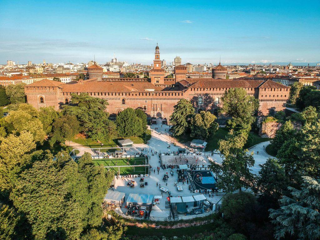 Mi Games Tour: il tour sportivo più grande d'Italia