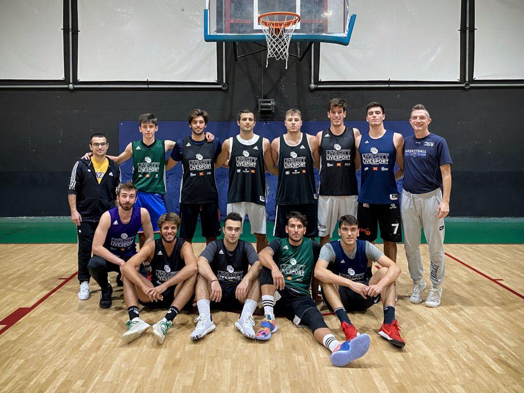 Mi Games Basketball - La squadra di serie C